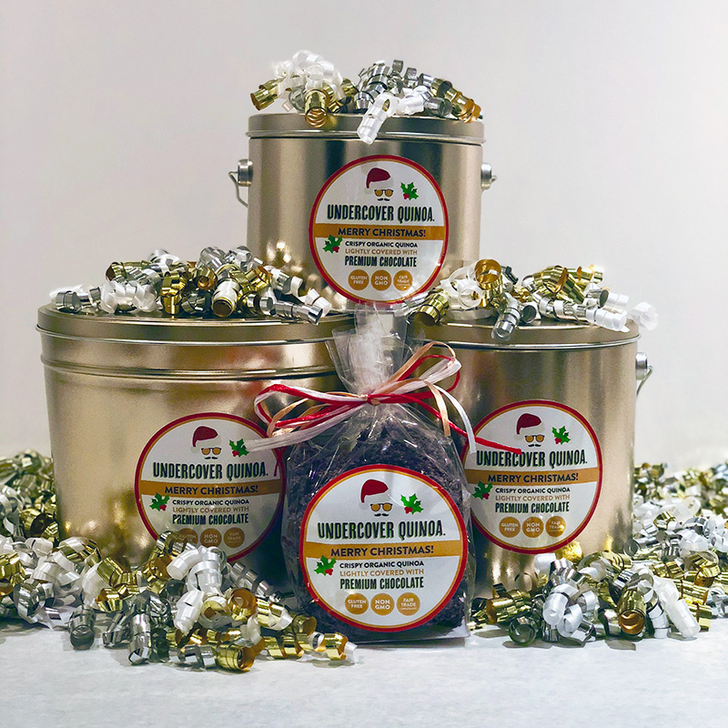 Merry Christmas Gift Package